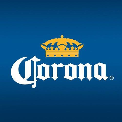 1925 Corona Extra Ciudad De Mexico Mexico Cervezacorona Corona 718 Ao Blue Beach Towels Corona Beer Beer Logo
