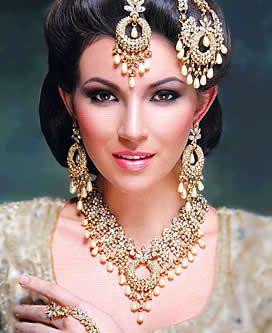Indian Imitation Kundan Jewellery Pakistani Wedding Jewelry
