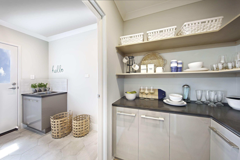 Sheridan 37 | Coastal, Laundry and Laundry rooms