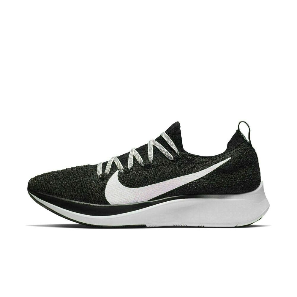 Nike Zoom Fly Flyknit Womens Running Shoes 12 Black Pink Foam Ar4562 001 Nike Runningshoes Ru Nike Running Shoes Women Womens Running Shoes Nike Shoes Women