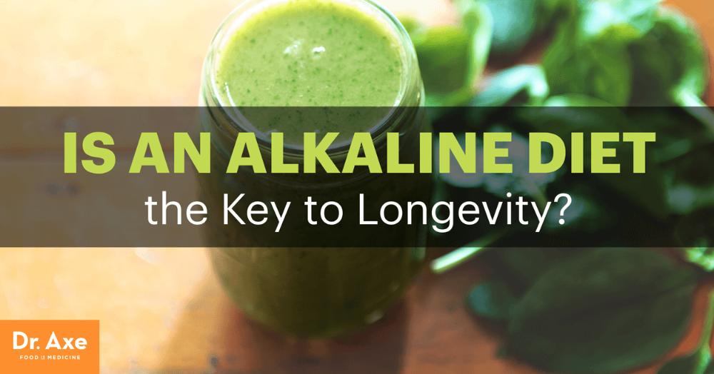 Photo of Ist eine alkalische Diät der Schlüssel zur Langlebigkeit?