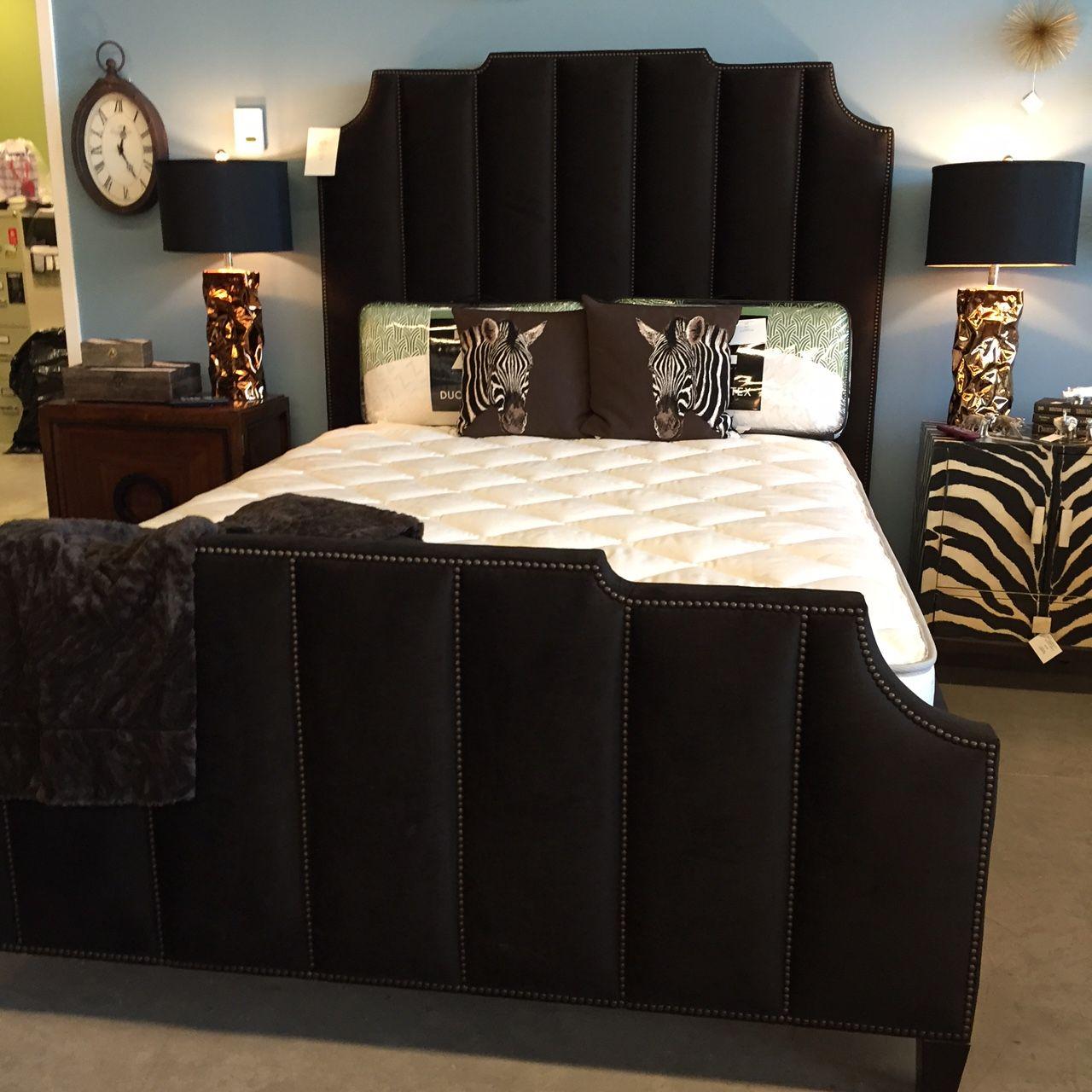 Bernhardt Bayonne Queen Complete Bed: $2164.95