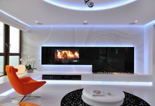 Modern Fireplaces To Keep Your Homes Warm | Modern fireplaces ...