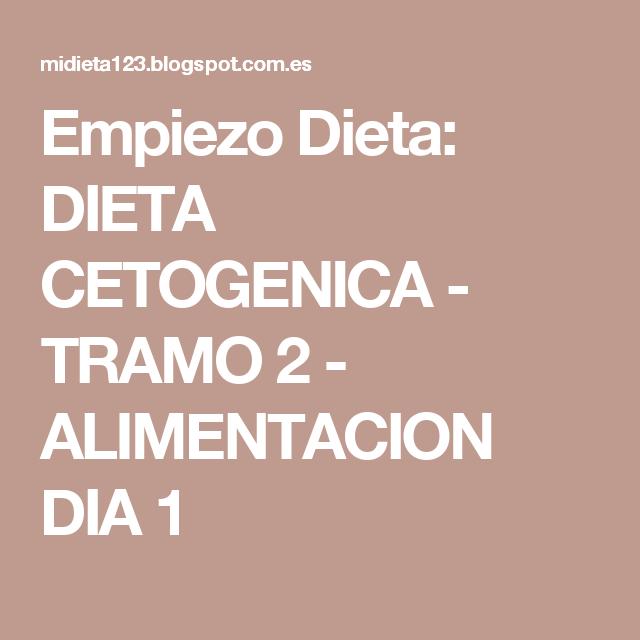 dieta cetosisgenica tramo de 10 dias
