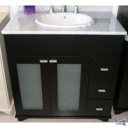 Picas De Baño   Imagen 4 Muebles Para Bano Y Para Lavadero Banos Pinterest