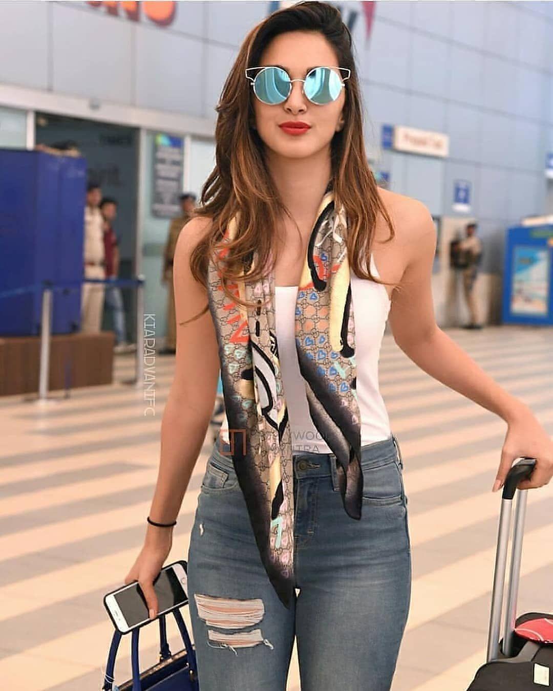 Beautiful Kiara Adwani . . . . Follow 4 More