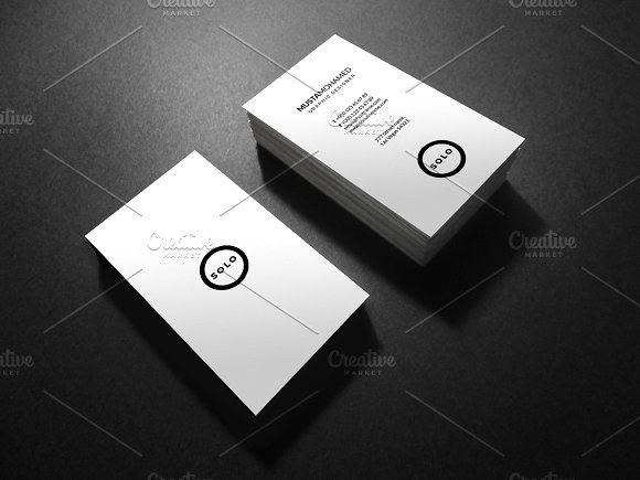 White clean minimal business card minimal business card business white clean minimal business card free printable reheart