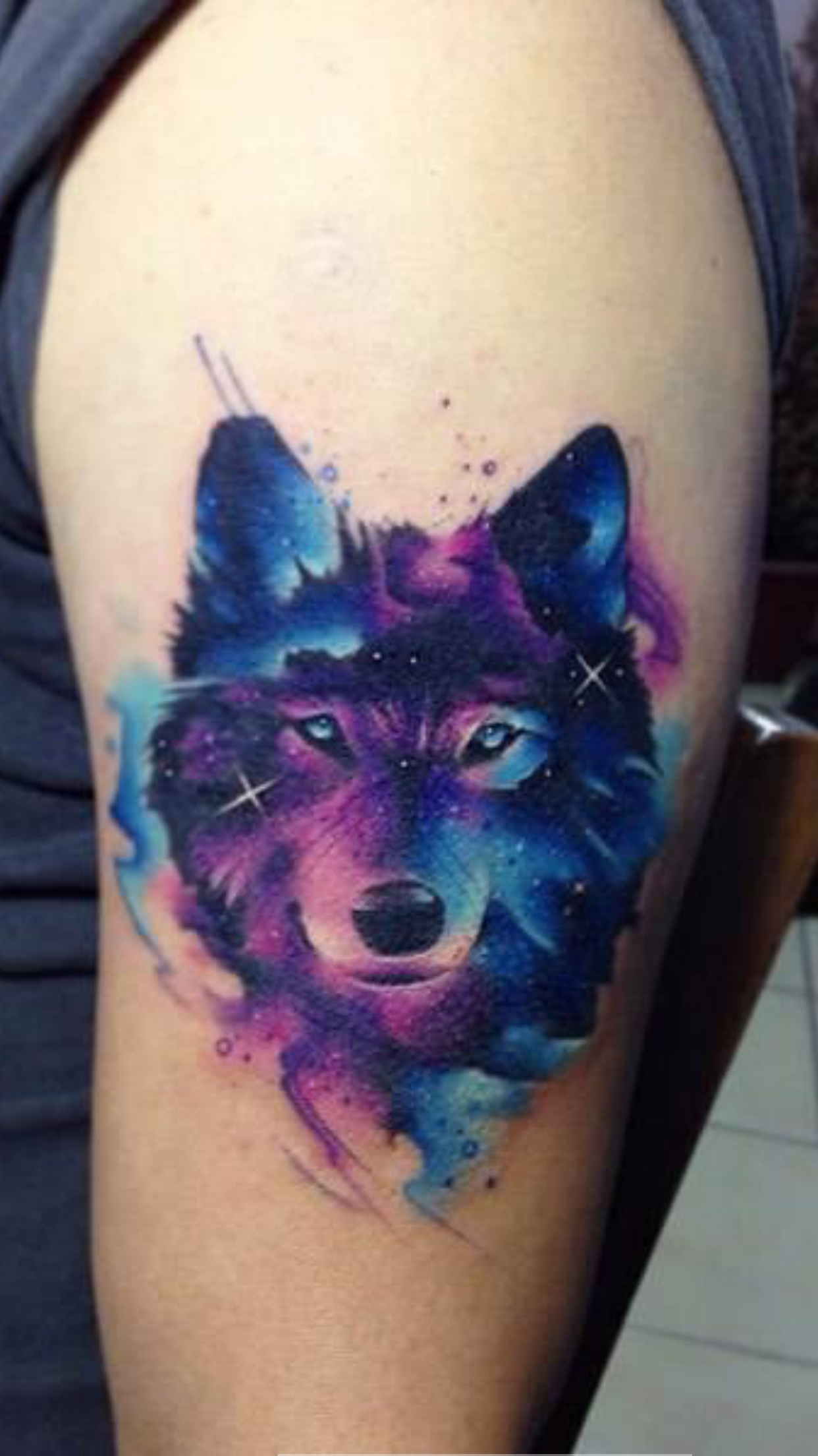 Wolf Tattoo Tattoos Watercolor Wolf Tattoo Tattoos