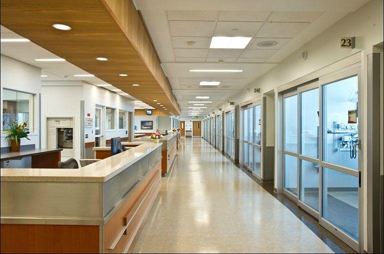 Mercy Hospital Of Buffalo Buffalo Ny Catholic Health Hospital Design Hospital Interior Design Healthcare Interior Design