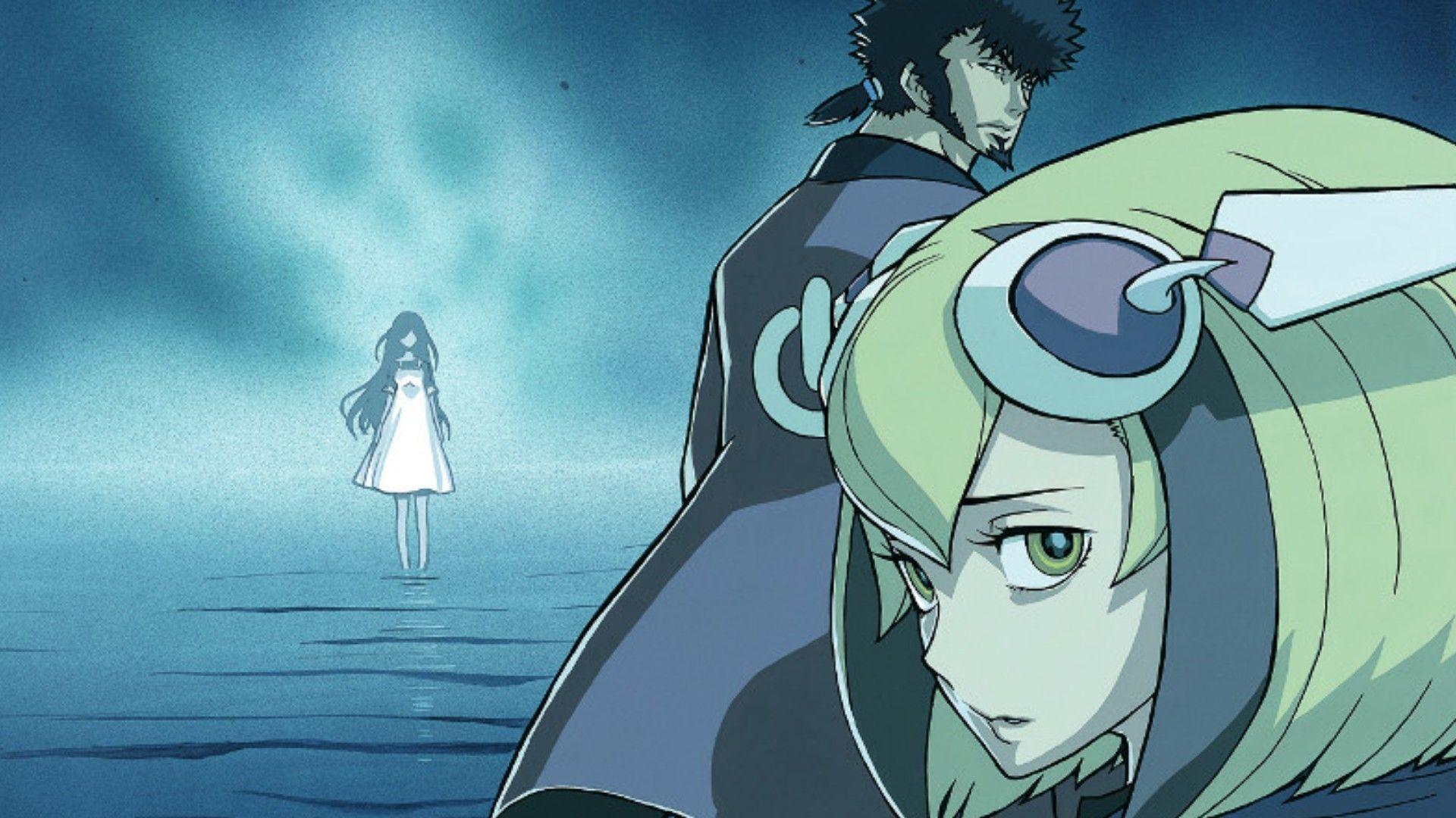 Dimension W Kyouma Mabuchi & Mira Yurizaki Anime