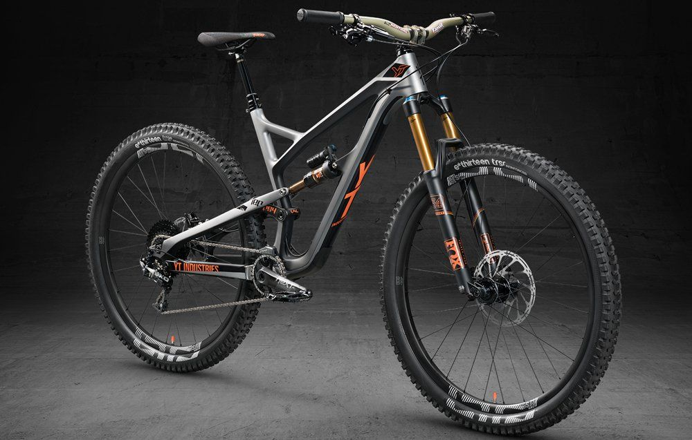 First Look Yt Industries Cf Pro Race Models Best Mountain Bikes