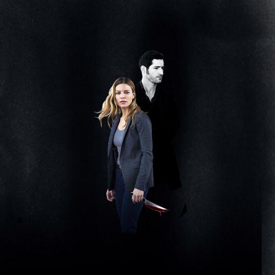 Lucifer And Chloe: Tom Ellis Lucifer