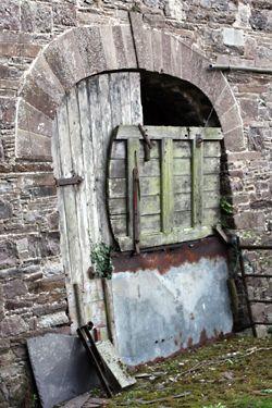 Barn doors - Ireland