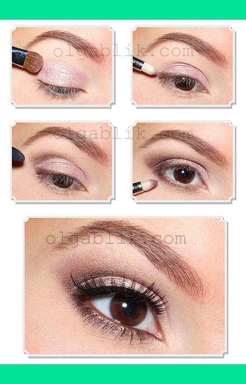Everyday Makeup Make Up Tutorial Olga B S Olgablik Photo
