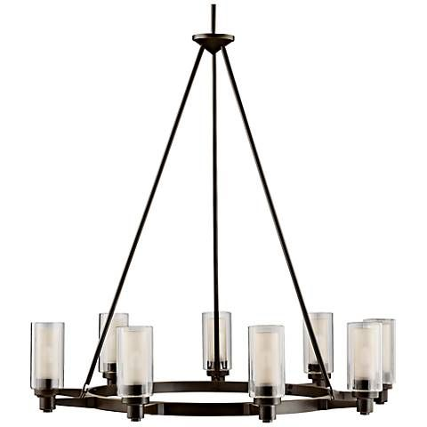 //www.lampsplus.com/products/circolo-collection-olde-bronze-36 ... on foyer lighting ideas, small entryway lighting ideas, modern foyer chandelier lighting, split foyer entry way wall ideas,