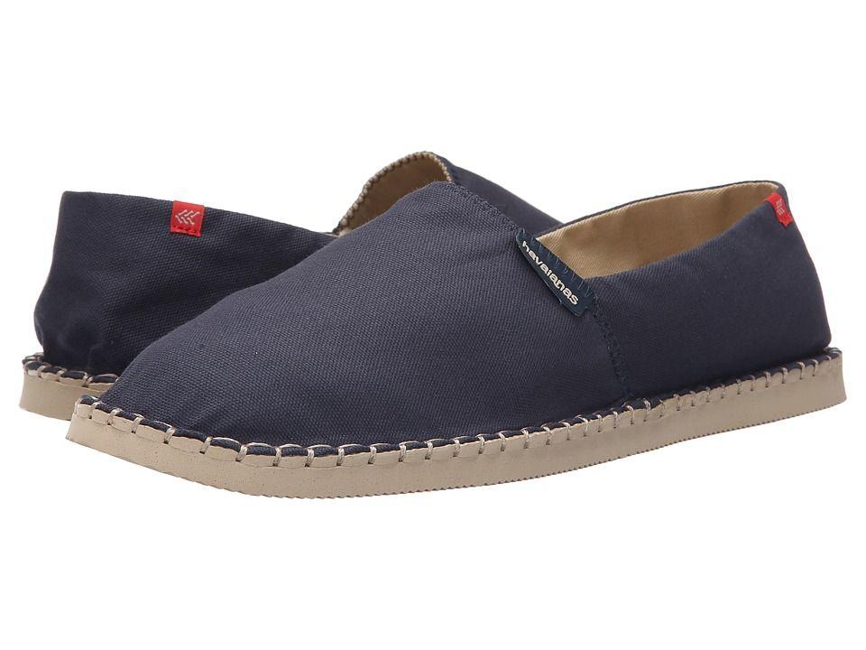 8c60c61ab HAVAIANAS HAVAIANAS - ORIGINE II FLIP FLOPS (NAVY SAND) MEN S SANDALS.   havaianas  shoes