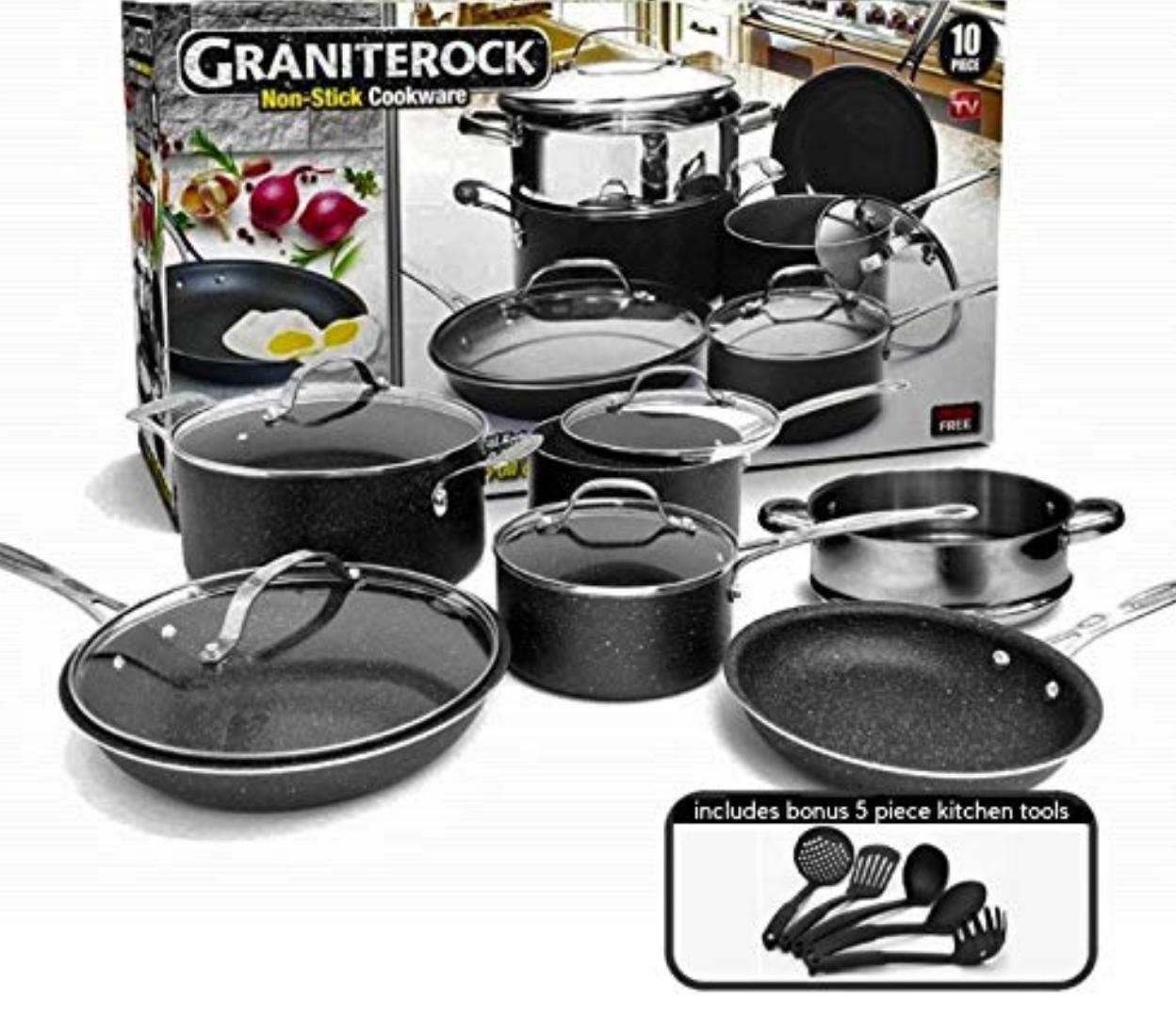 Is Granite Pan Safe