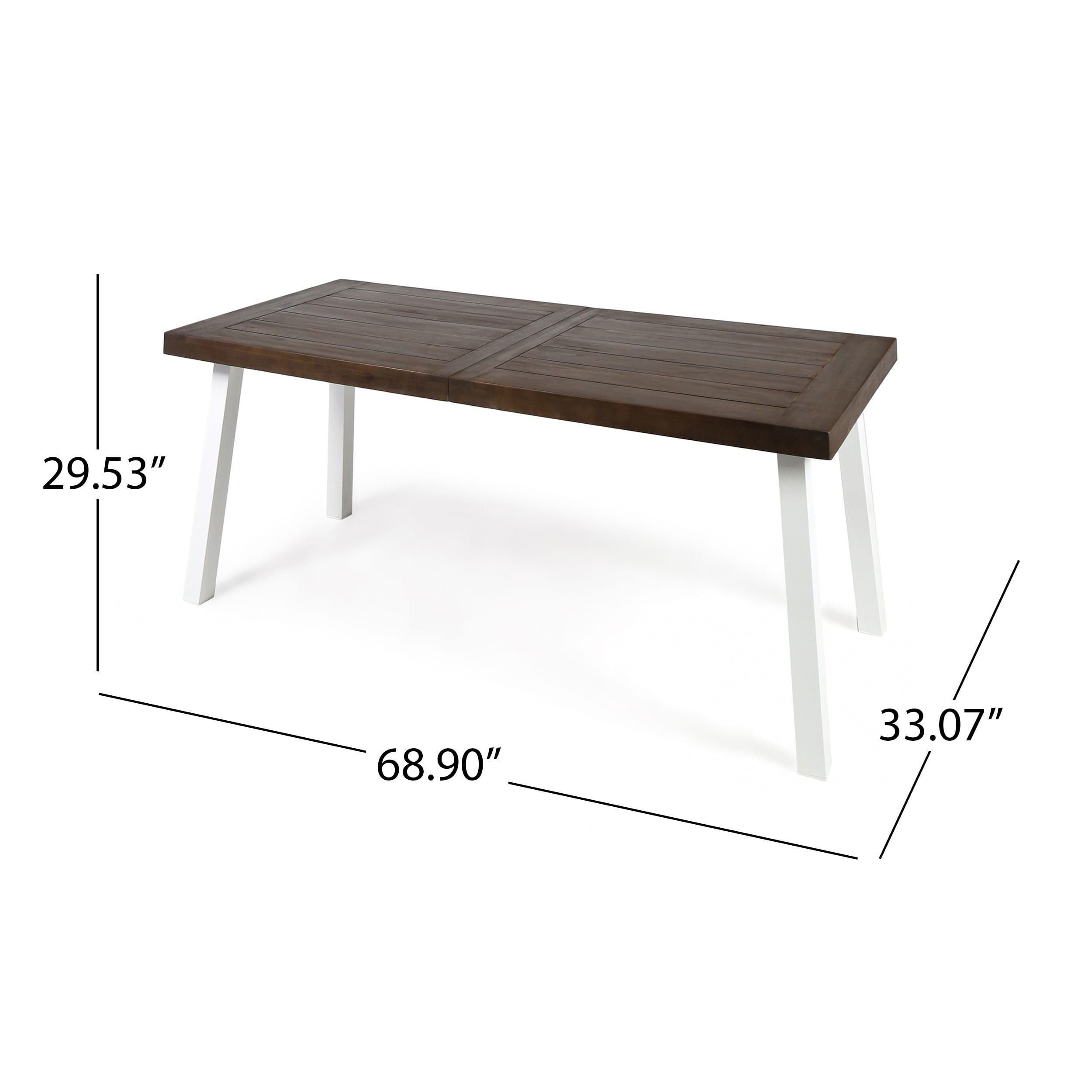 Overstock Com Online Shopping Bedding Furniture Electronics Jewelry Clothing More Rectangle Dining Table Wood Rectangle Dining Table Rectangular Dining Table [ 2500 x 2500 Pixel ]
