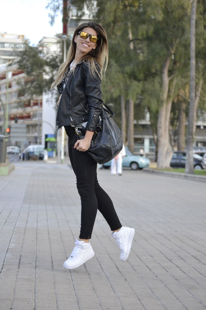 Muito Pin by Vivian Aparecida Curralo on Looks Nike Air Force  TU08