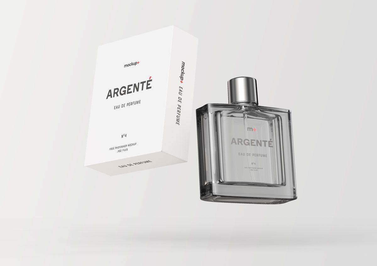 Download Floating Perfume Packaging Mockup Free Perfume Packaging Packaging Mockup Perfume