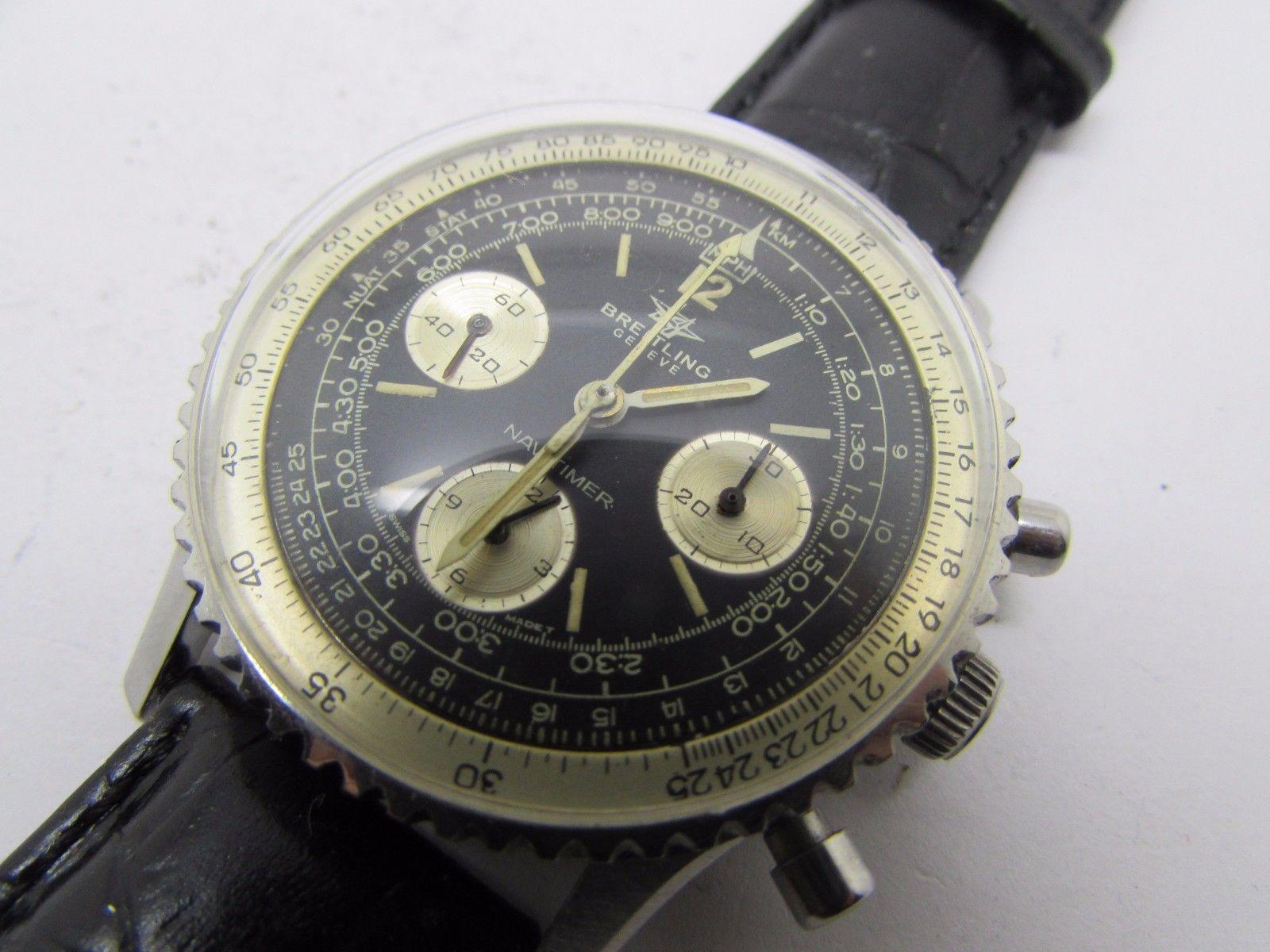 Часы инструкция breitling