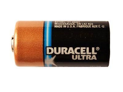 Cr123 Dl123 El123 3 Volt Lithium Batteries Duracell Lithium Battery Batteries