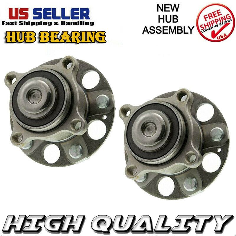 (Advertisement EBay) 2 Rear Wheel Hub Bearing Assembly For