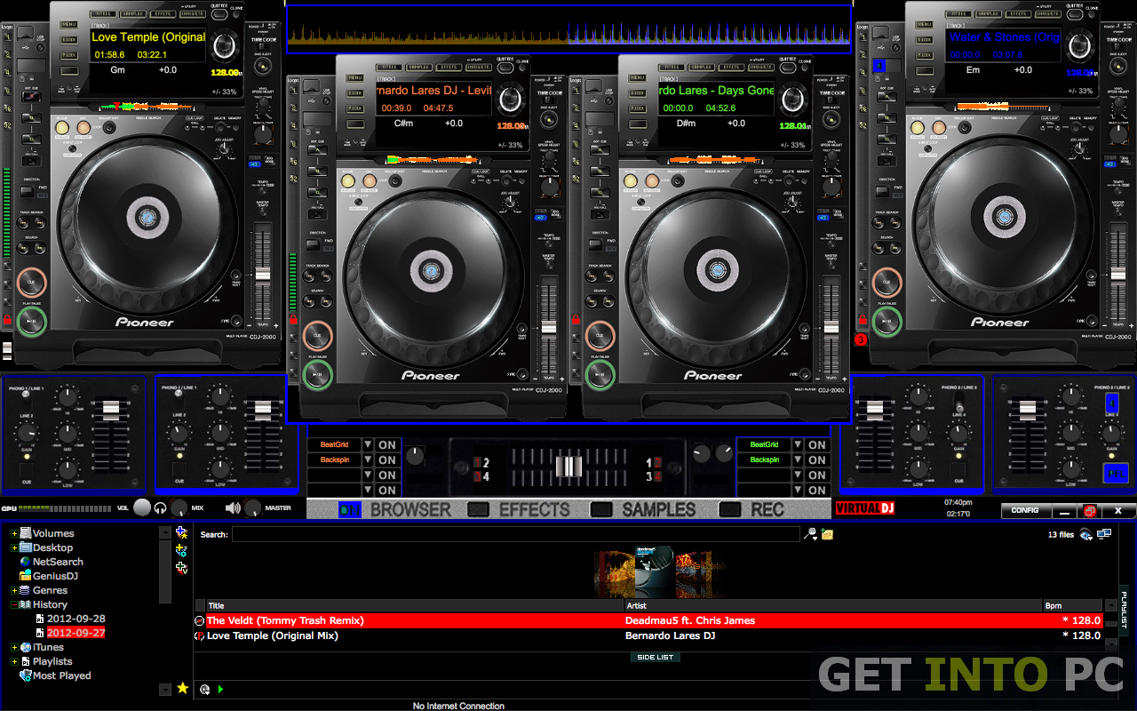Atomix Virtual DJ Pro Download For Windows Norton