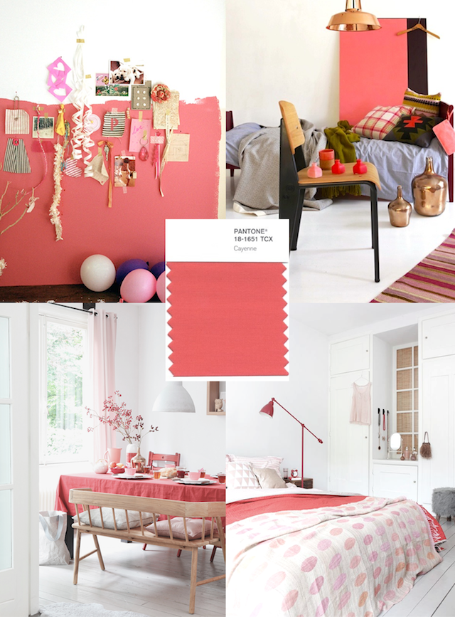 Pantone New Spring 2014 Color : Cayenne | and More Neybers...