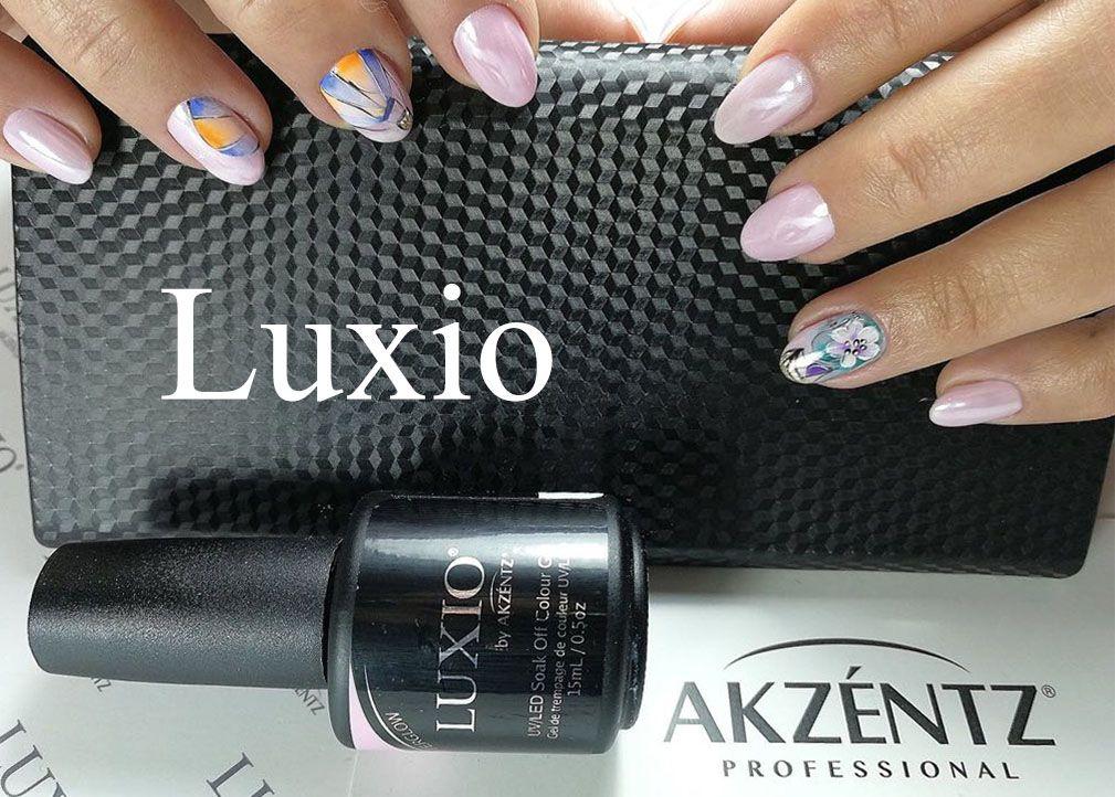 luxio_Israel #nail_art #Akzentz #Luxio #nails #colours #colours ...