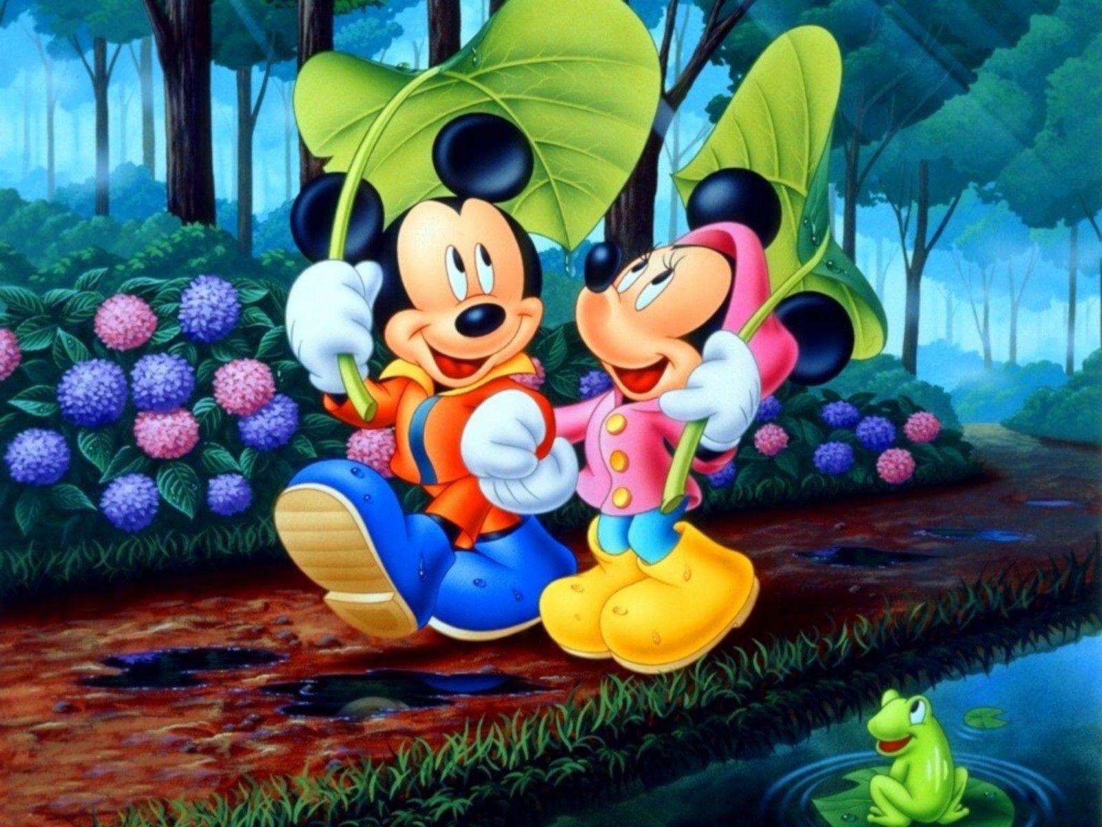 Disney Cartoon Mickey Mouse Wallpaper HD 5 High Resolution Wallpaper Full Size