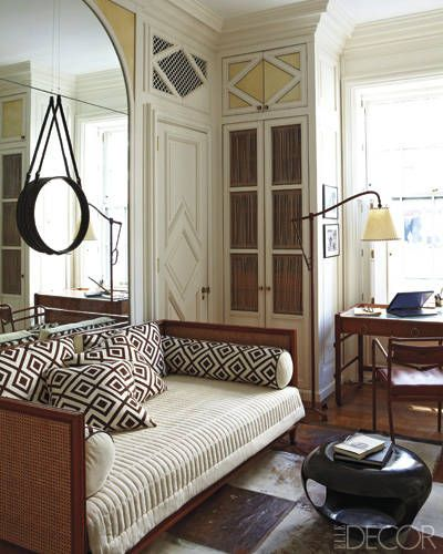 francophile fantasy in new york eclectic interiors guest room rh pinterest com