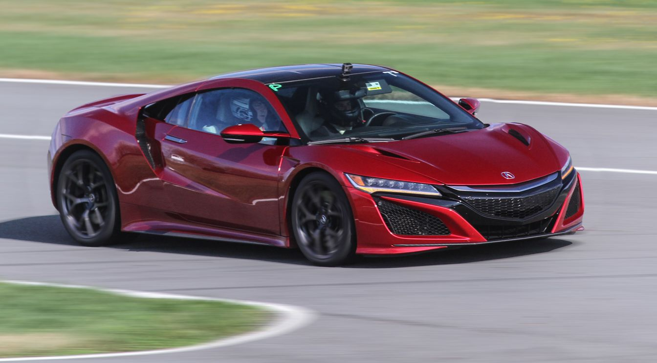 2017 Acura Nsx Tested Why It S The Exemplar For All Supercars Http Www Extremetech Com Extreme 237651 2017 Acura Nsx Why Its 2017 Acura Nsx Super Cars Acura