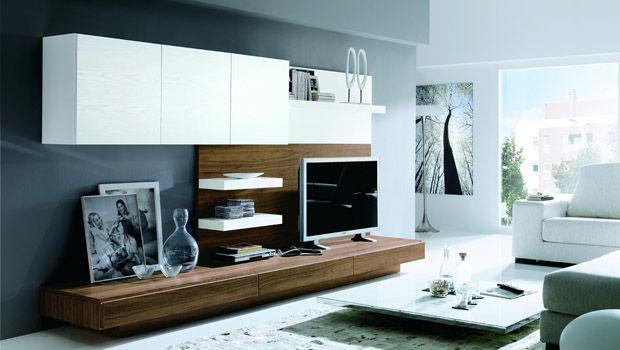 muebles de salon en chapa natural