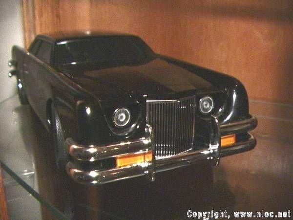 George Barris built cars | The Car – 1971 Lincoln Mark III