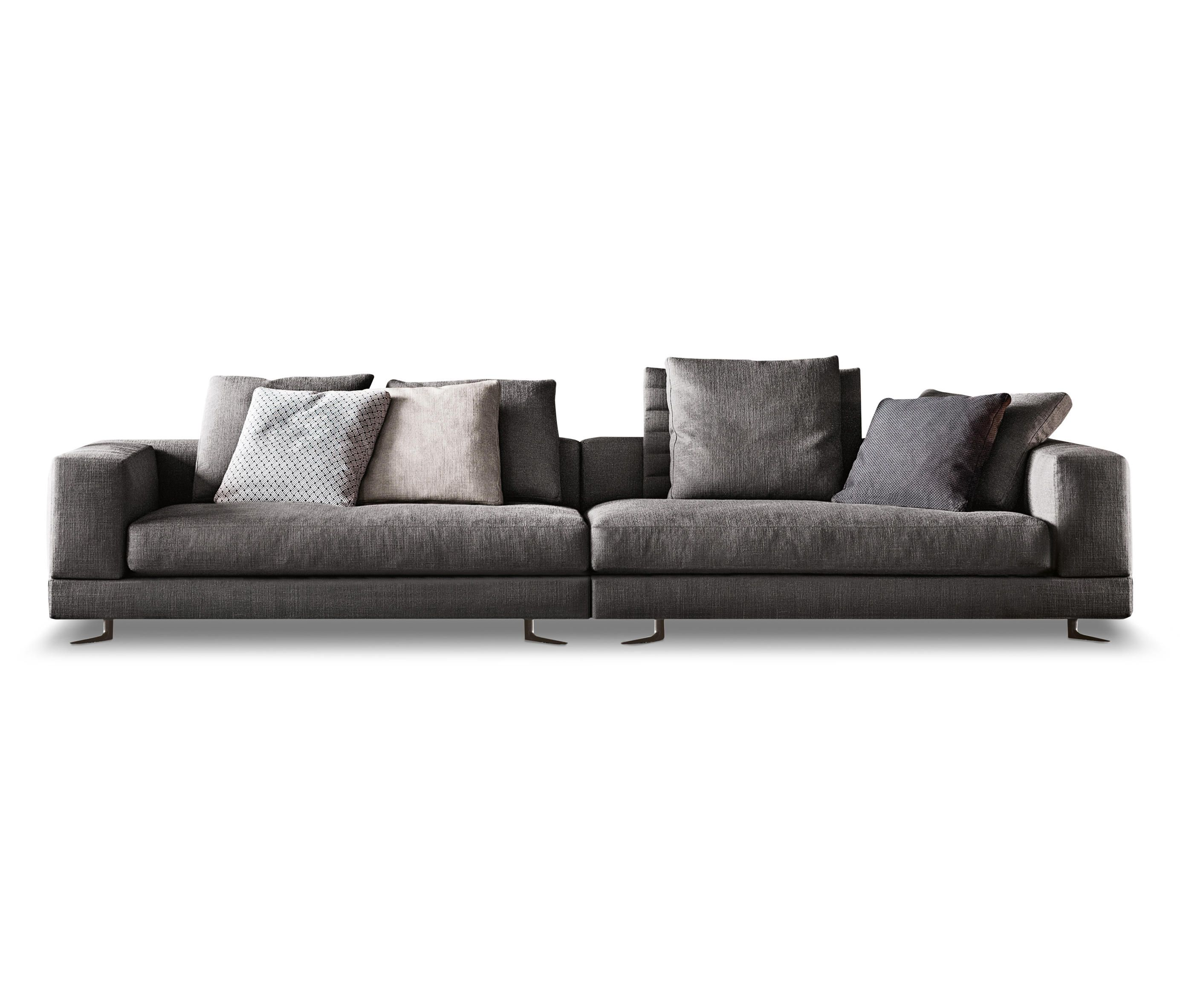 White Designer Lounge Sofas From Minotti All Information High Resolution Images Cads Catalogues Contact Information Find With Images Minotti Sofa White Sofas