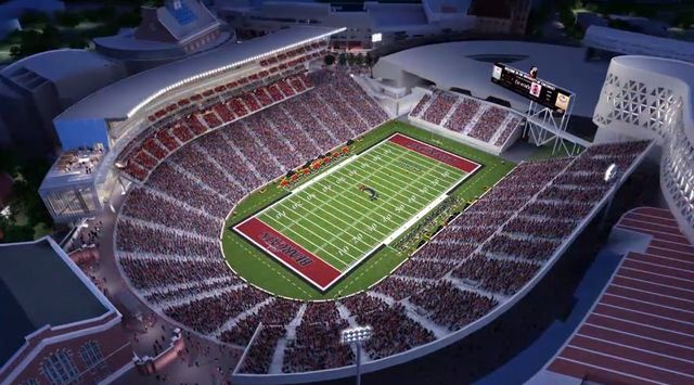 Expansion And Renovation Plans For The University Of Cincinnati S