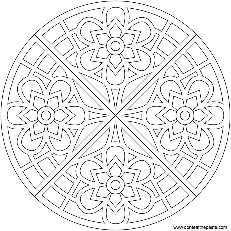 Vote coloring page templates patterns printables for Waffle coloring page