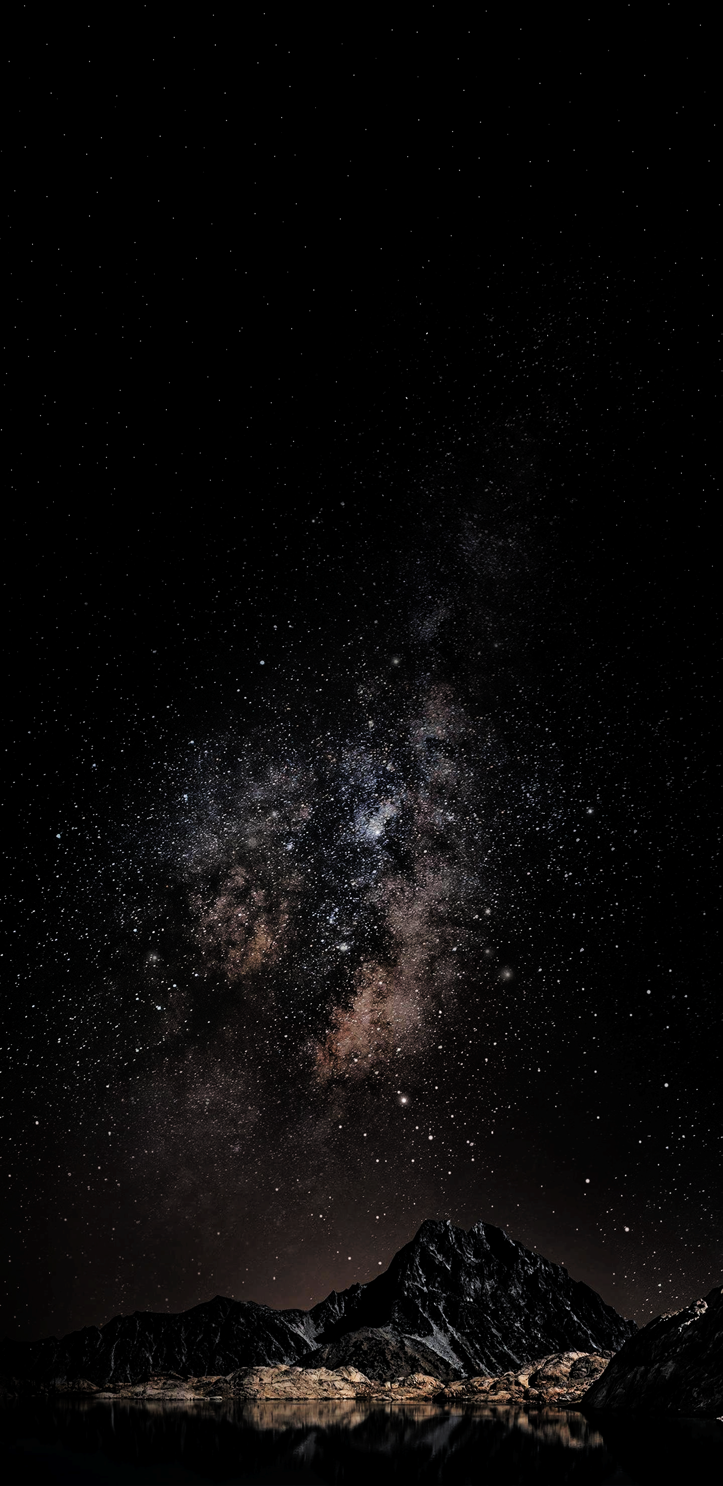 Starry Night 1440x2960 I Redd It Submitted By Deathshotcs To R Amoledbackgrounds 1 Comment Black Phone Wallpaper Black Hd Wallpaper Dark Wallpaper Iphone