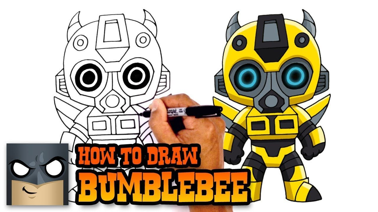 How To Draw Bumblebee Transformers With Images Bumblebee