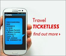 The offers to travel at special fares - Trenitalia