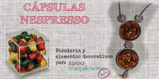 M Bisuteria con capsulas de cafe! - Manualidades Gratis