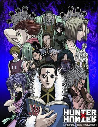 Phantom troupe hunter x hunter hunter x hunter