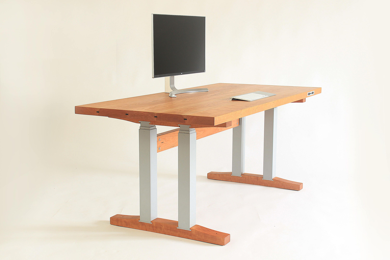 Standing Desk Sit Stand Desk Adjustable Height Desk Electric