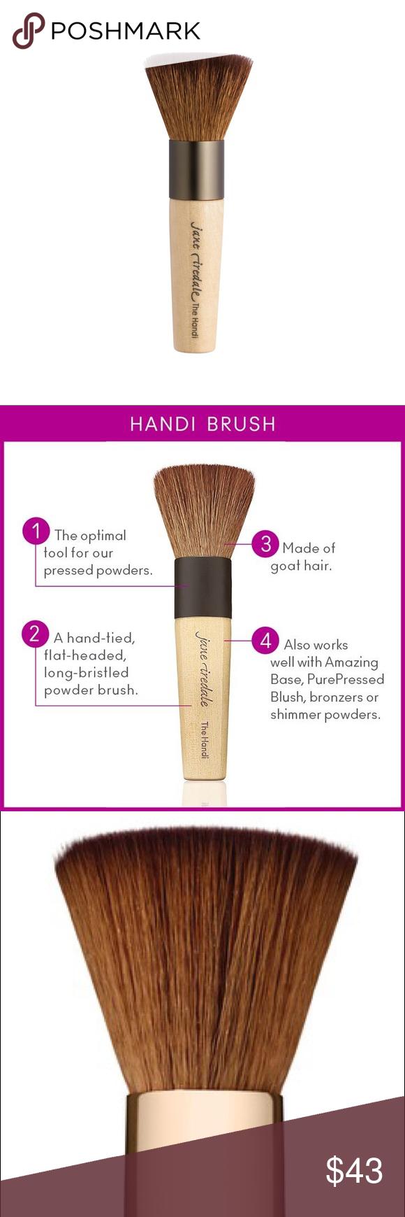 HP💕 HANDI Brush Jane Iredale Sephora makeup brushes