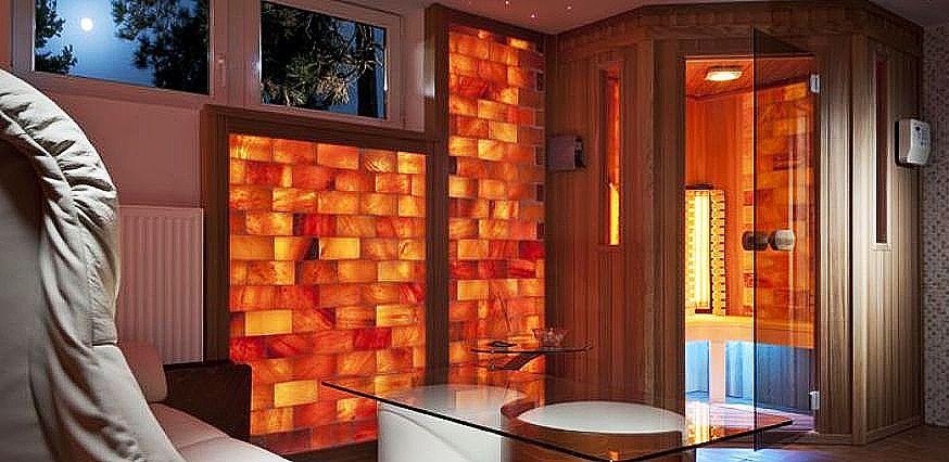 Himalayan Wellness Room Salt Room Dreams Spa Salt Stone