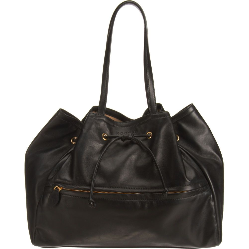 A perfect black bag really does belong in everyone's wardrobe. The right one lives forever.