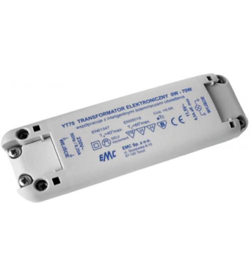 Transformator 0 105 Watt Voor Halogeen En Led Lampen 12v Ac Dimbaar Binnen Verlichting Verlichting