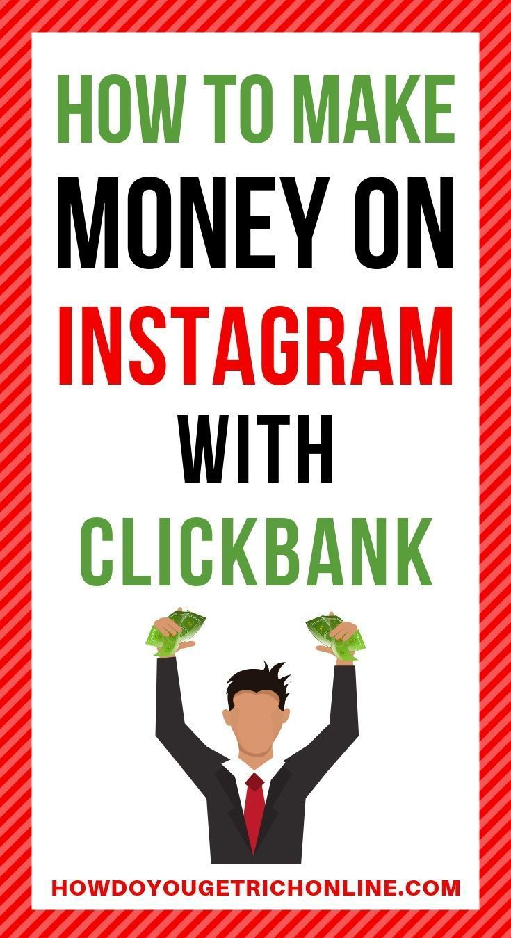 Mit Clickbank Geld auf Instagram verdienen [Step-by-Step Guide]   – Affiliate Marketing
