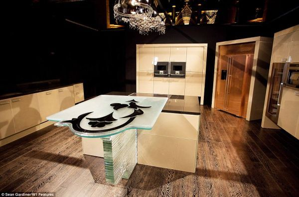 World S Most Expensive Kitchen Costs 1 6 Million Kitchen Cost Luxury Kitchens Modern Kitchen Design